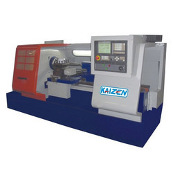 Heavy Duty Flat Bed CNC Lathes