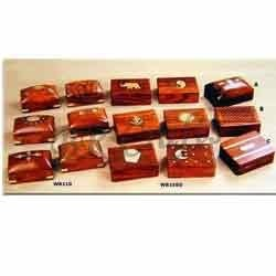 Wooden Boxes In Assorted Sizes