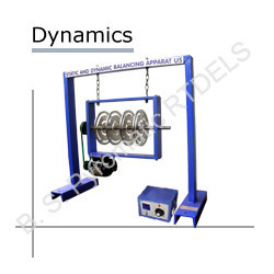 Static And Dynamic Balancing Of Machines