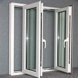 Steel Door Windows