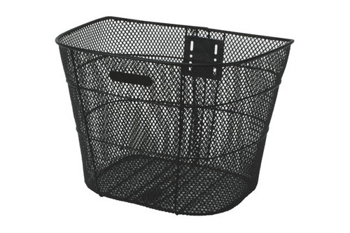 Steel Wire Bicycle Basket