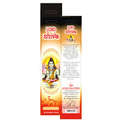 Lord Shiva Incense Stick