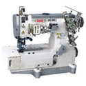 flat bed interlock sewing machine