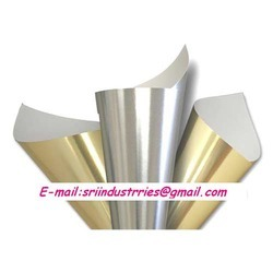 Silver & Golden Paper