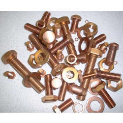 Bronze Fasteners