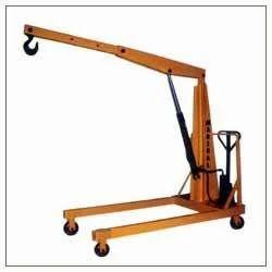 Mobile Floor Jib Crane