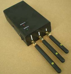 Portable GPS Cellphone Jammer
