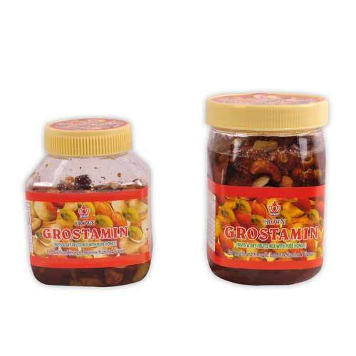 Dry Fruits and Nuts in Honey