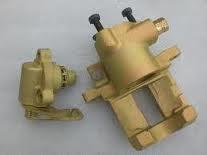 Yellow Chromate Coating
