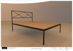 Perspective bed