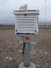 Meteorological Stevenson Screen