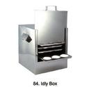 Aluminium Idli Box