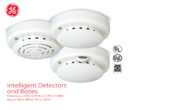 GE Intelligent Smoke Detector
