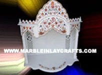 Marble Temple for Home Decoration