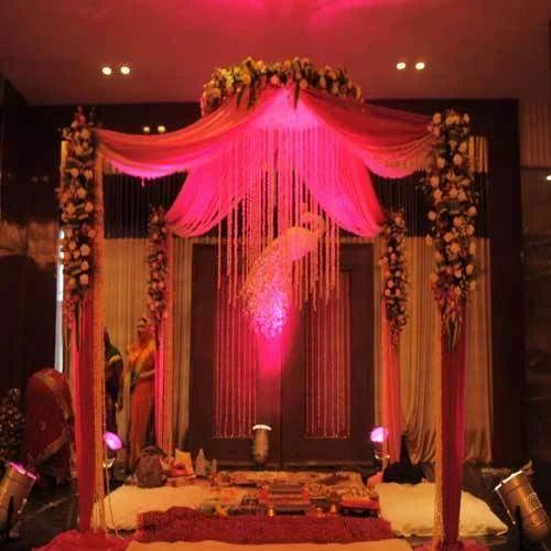 Wedding decoration services wedding mandap decorations service wedding mandap decorations junglespirit Image collections