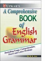 A Comprehensive Book Of English Grammar