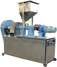 Rotary Head Extruder for kurkure type Snacks