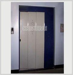 Three Part Sliding Doors