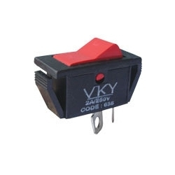 VKY Rocker Switches - Code VKY-638