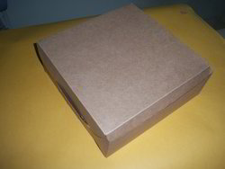 Kraft Paper Boxes For Cup Cakes