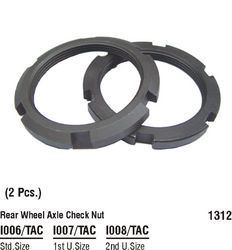 I008/TAC Wheel Axle Check Nut