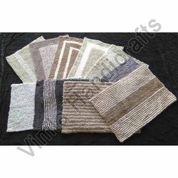 assorted bath mats