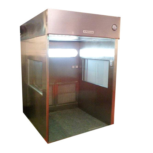 Powder Dispensing Booth