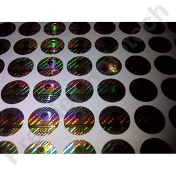 Holographic Sticker &Label