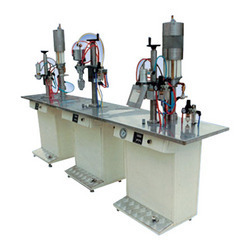 Aerosol Machines, Aerosol Filling Machines