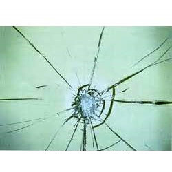 bullet proof window glass