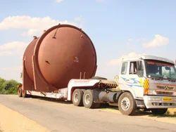 Transportation Of Heavy Machines