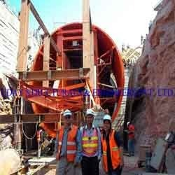 Tunnel Lining Formwork Equipment
