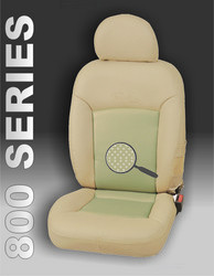 Vinyl Leather Seat Covers