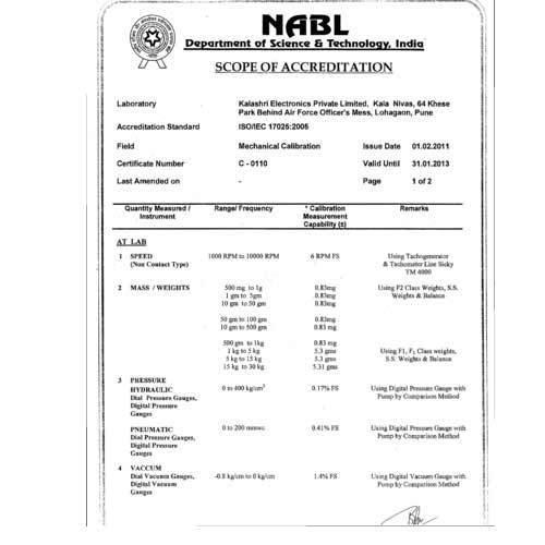 Kalashri Electronics Private Limited