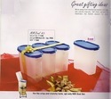 Tupperware Dry Storage