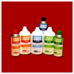 Red Dye Penetrant Chemicals