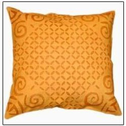 Cut Work Cushion Cover