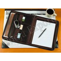 Leather Conference Folder (Product Code: OF140)