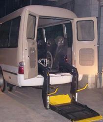 Electric Power Wheelchair Lift For Van
