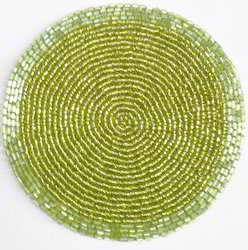 Beaded Coaster CO118