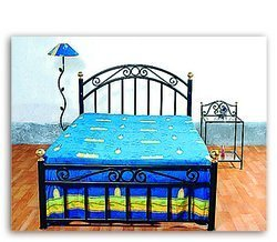 Decorative Iron Bed