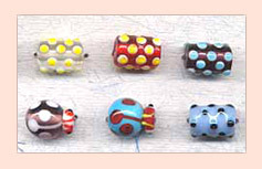 Handcrafted Lampwork Beads