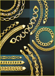 Attractive Hollow Chains,& Hollow Chains & Bracelets