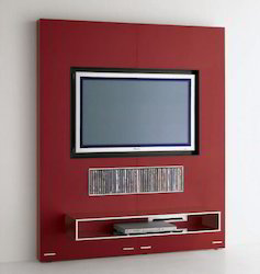 Modern Entertainment Unit for Hotel
