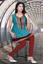 Cotton Trendy Kurtis