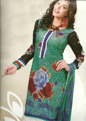 Bandhani Suits