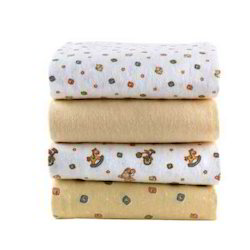 Flannel Baby Receiving Blankets