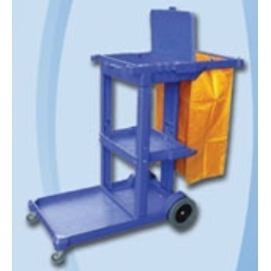 Janitor Cart (With Cover)
