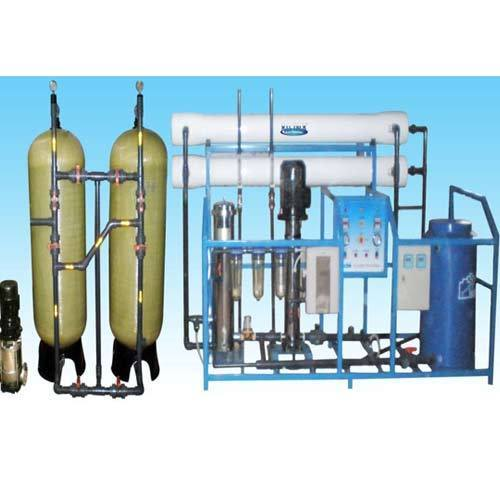 R.O Plant Water Filtration System