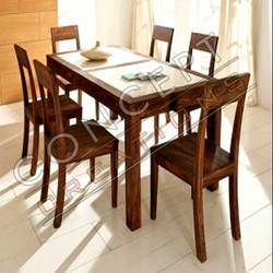 Sheesham Wood Dinning Table
